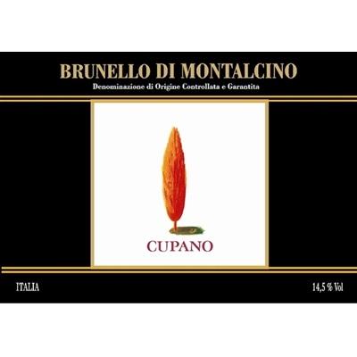 Cupano Brunello di Montalcino 2015 (6x75cl)