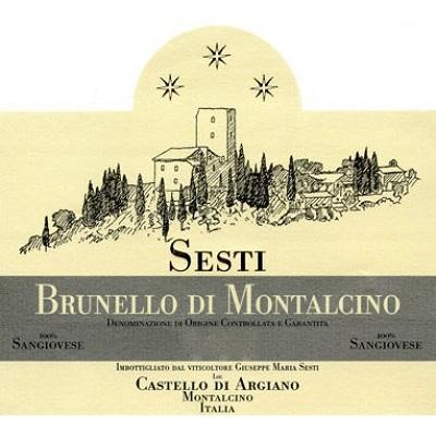Sesti Brunello di Montalcino 2016 (12x75cl)