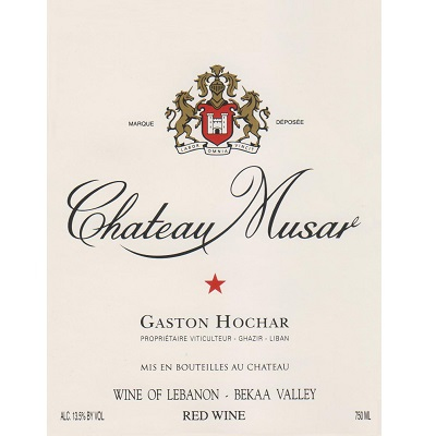 Musar Red 1999 (6x75cl)