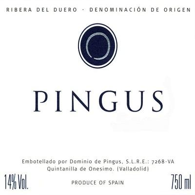 Pingus 2014 (6x75cl)
