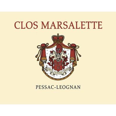 Clos Marsalette 2018 (6x75cl)