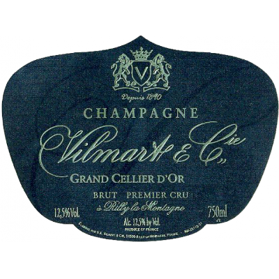 Vilmart Grand Cellier d'Or 2014 (6x75cl)