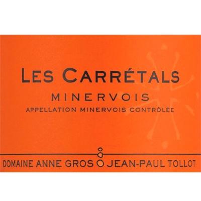 Anne Gros & Jean-Paul Tollot Minervois Les Carretals 2016 (12x75cl)