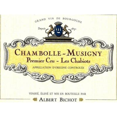 Albert Bichot Chambolle Musigny 1er Cru Les Chabiots 2013 (6x75cl)