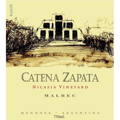 Catena Zapata Nicasia Malbec 2018 (6x75cl)