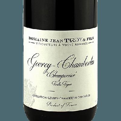 Jean Tardy Gevrey Chambertin Champerrier Vv 2017 (6x75cl)