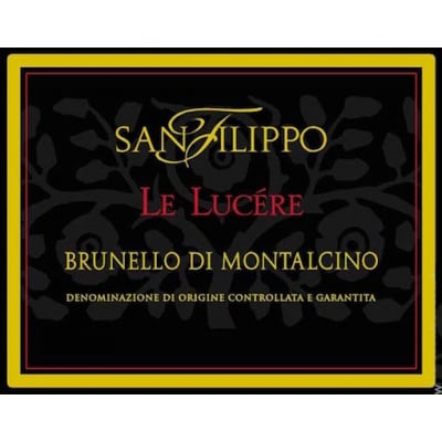 San Filippo Brunello di Montalcino Le Lucere Riserva 2012 (6x75cl)
