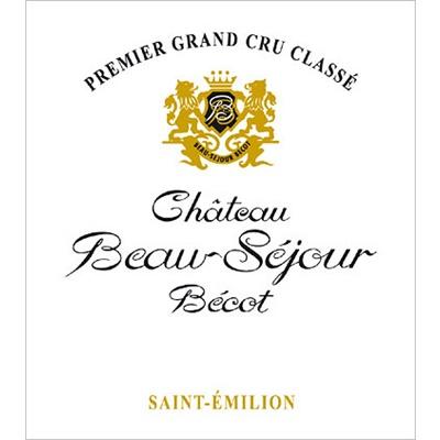 Beau-Sejour Becot 2019 (6x75cl)