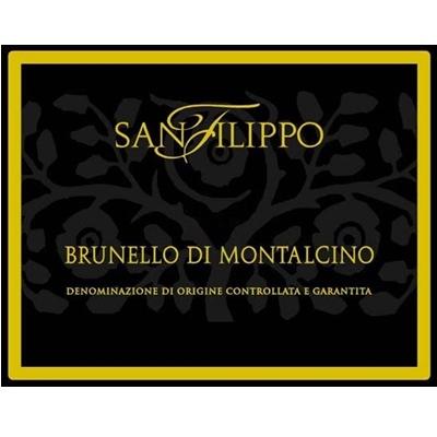 San Filippo Brunello di Montalcino 2011 (12x75cl)