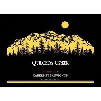 Quilceda Creek Cabernet Sauvignon 2015 (12x75cl)