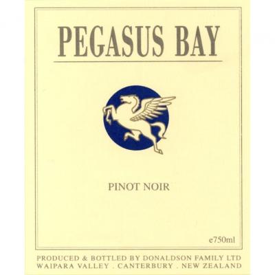 Pegasus Bay Waipara Pinot Noir 2015 (6x75cl)