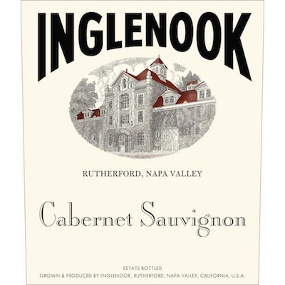 Inglenook Cabernet Sauvignon 2018 (6x75cl)