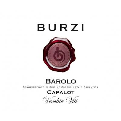 Alberto Burzi Barolo Capalot Vecchie Viti 2016 (6x75cl)