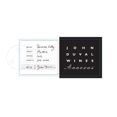 John Duval Annexus Mataro 2017 (6x75cl)