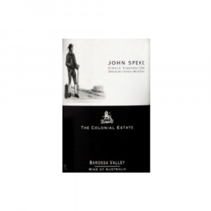 The Colonial Estate John Speke Grenache Mourvedre Syrah 2005 (6x75cl)