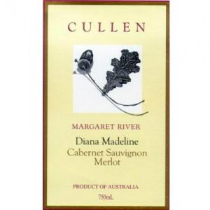 Cullen Diana Madeline Cabernet Sauvignon Merlot 2017 (6x75cl)
