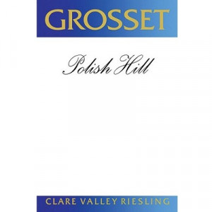 Grosset Polish Hill Clare Valley Riesling 2018 (12x75cl)
