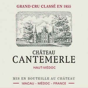 Cantemerle  2012 (12x75cl)
