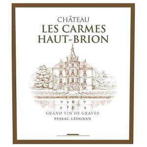 Les Carmes Haut-Brion 2018 (6x75cl)