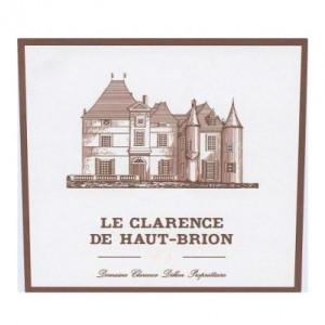 La Clarence de Haut-Brion 2017 (6x75cl)