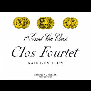 Clos Fourtet 2015 (6x75cl)