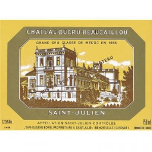 Ducru-Beaucaillou 2009 (12x75cl)