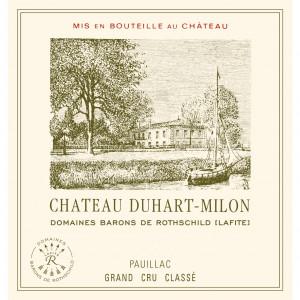 Duhart-Milon 2008 (12x75cl)