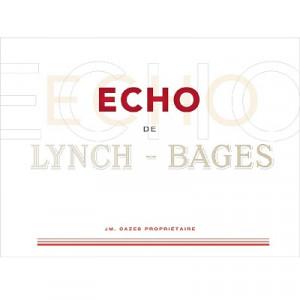 Echo de Lynch Bages 2012 (12x75cl)