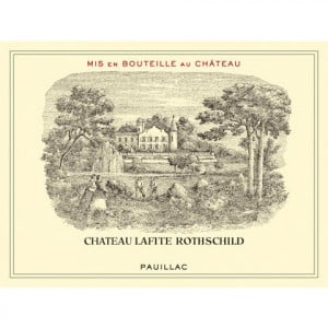 Lafite Rothschild 2014 (6x75cl)