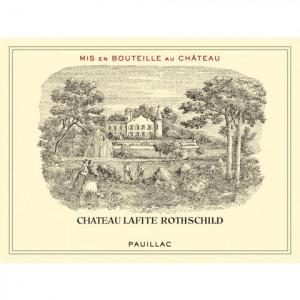 Lafite Rothschild 2015 (6x75cl)