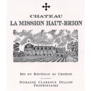 La Mission Haut-Brion 2015 (6x75cl)