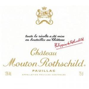 Mouton Rothschild 1982 (1x75cl)