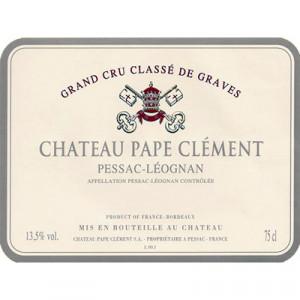 Pape Clement 2008 (12x75cl)