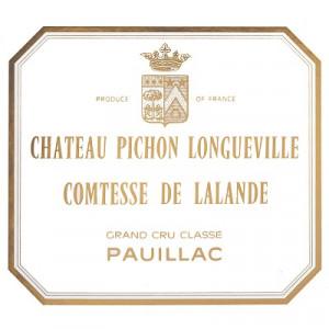 Pichon Lalande 2016 (12x75cl)