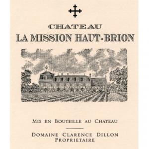 La Mission Haut-Brion Blanc 2019 (6x75cl)