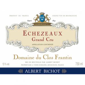 Clos Frantin (Albert Bichot) Echezeaux Grand Cru 2015 (6x75cl)