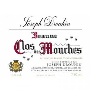 Joseph Drouhin Beaune 1er Cru Clos des Mouches 2017 (6x75cl)