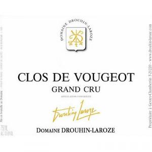 Drouhin-Laroze Clos-Vougeot Grand Cru 2015 (6x75cl)