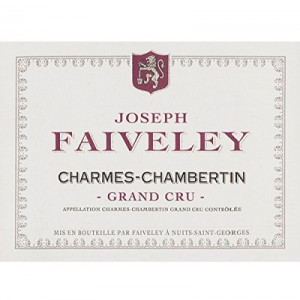 Faiveley Charmes-Chambertin Grand Cru 2018 (6x75cl)
