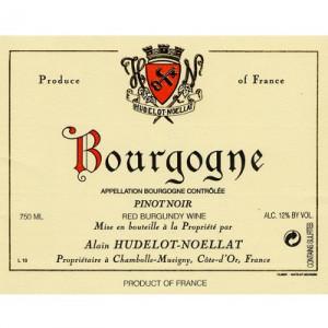 Hudelot-Noellat Bourgogne Rouge 2018 (12x75cl)
