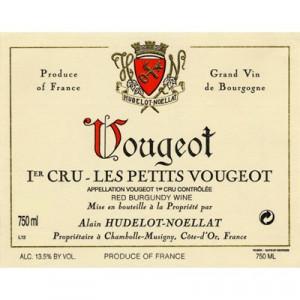Hudelot-Noellat Vougeot 1er Cru Les Petits Vougeots 2016 (6x75cl)