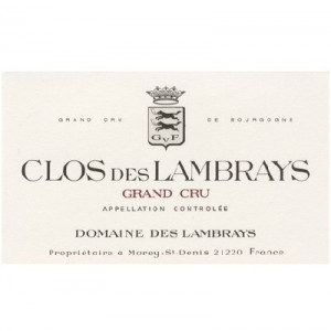 Lambrays Clos des Lambrays Grand Cru 2017 (6x75cl)