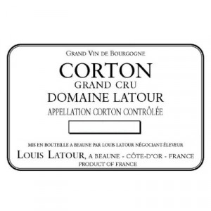 Louis Latour Corton Grand Cru 2011 (6x75cl)