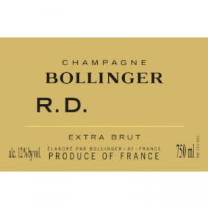 Bollinger RD 2004 (6x75cl)