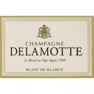 Delamotte Blanc de Blancs Brut 2012 (6x75cl)