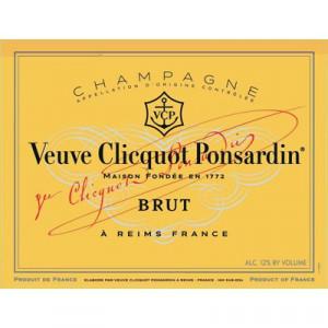 Veuve Clicquot Yellow Label NV (6x75cl)