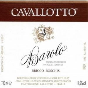 Cavallotto Barolo Bricco Boschis 2015 (6x75cl)