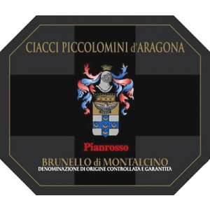 Ciacci Piccolomini Brunello di Montalcino Pianrosso 2016 (6x75cl)