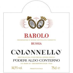 Aldo Conterno Barolo Colonnello 2015 (6x75cl)