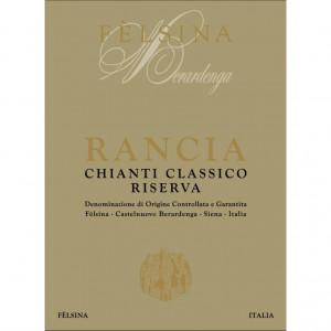 Felsina Chianti Classico Riserva Rancia 2016 (6x75cl)